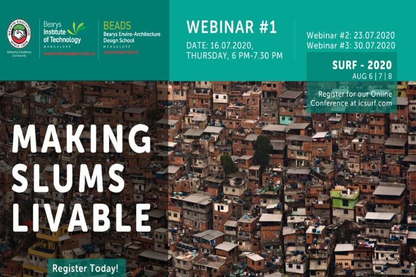 SURF-2020: Making Slums Livable