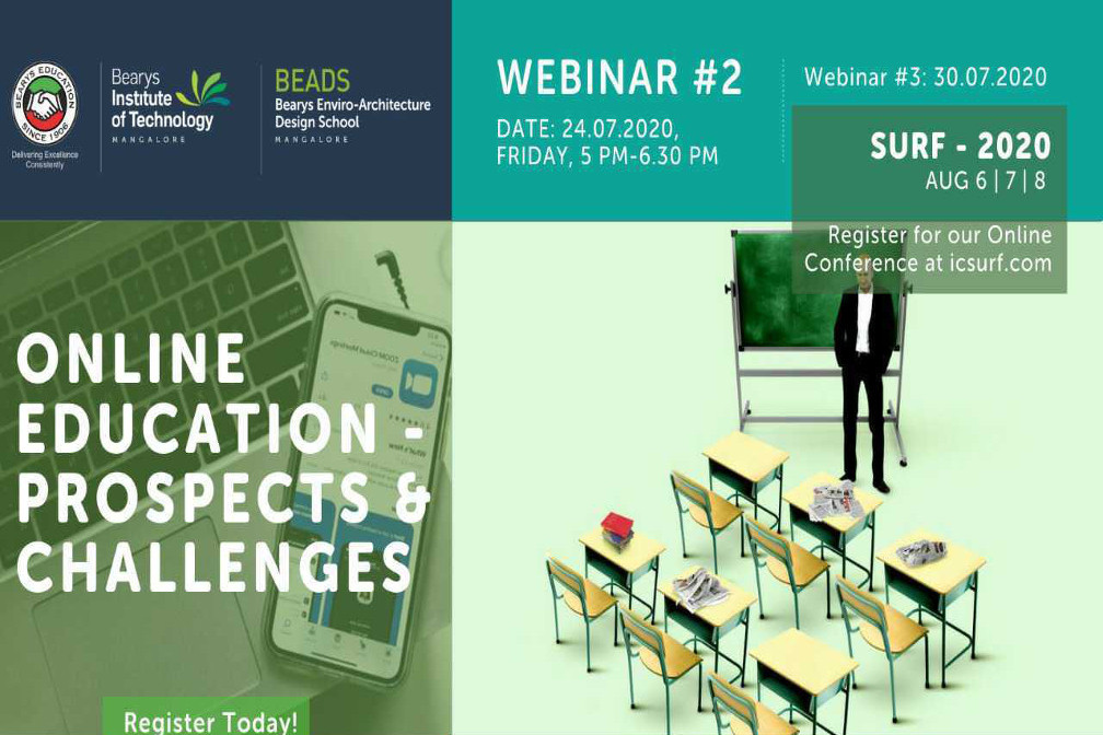 SURF-2020: Online Education – Prospects and Challenges